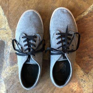 Vans Men's lace up Sneakers, size 11